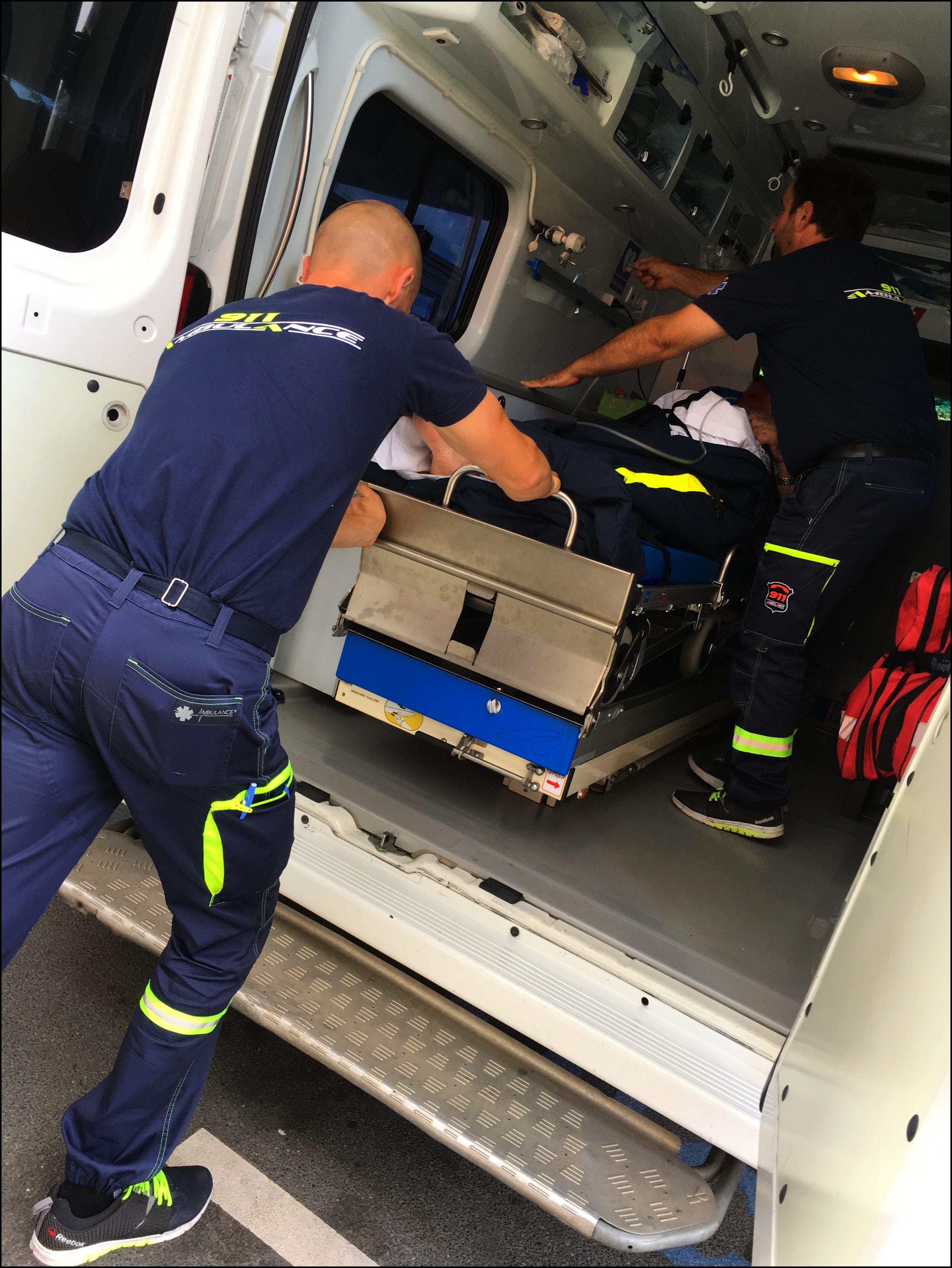 recrutement  u00bb 911 ambulance