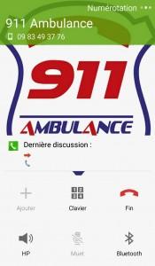 APPEL 911